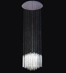15 Light Crystal Stalactite Chandelier