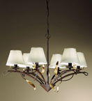 Kaleidos Design Chandelier Is Ideal For Classic And Contemporary Rooms