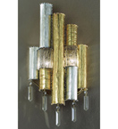 City Design Mosaic Style Wall Lamp with Crystal Drops